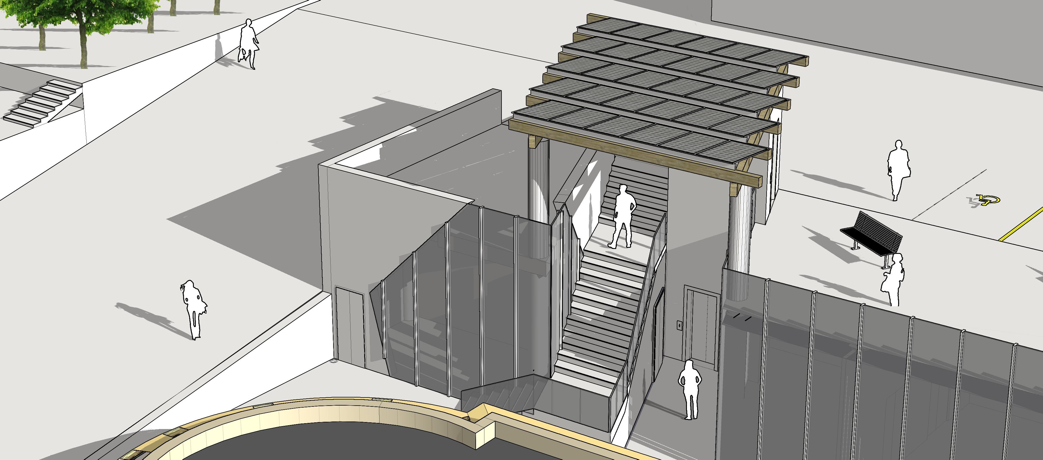 Recupero e trasformazione dell'ex acquedotto in museo tematico a Ramacca (CT)